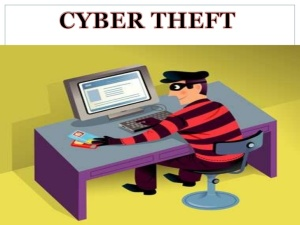 Cyber theft bad guy ooooo!